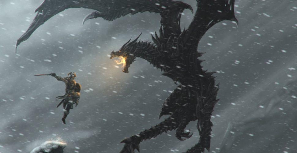 The Elder Scrolls V Skyrim 3 Wallpaper 1280x1024
